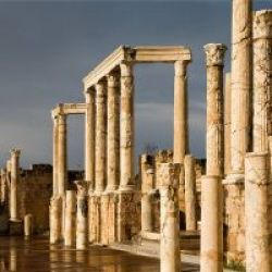 Focus on the ancient Libyan heritage