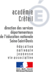 Direction des services départementaux de l'éducation nationale en Seine Saint-Denis (DSDEN93)